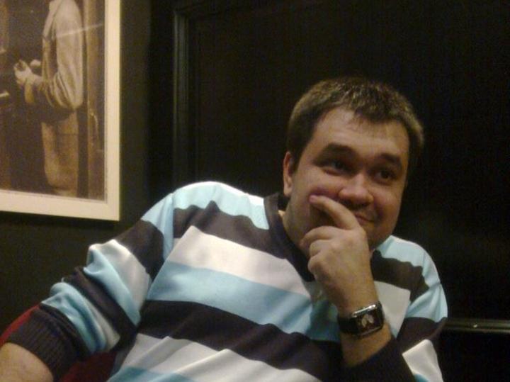 Alexandr Parhomenko